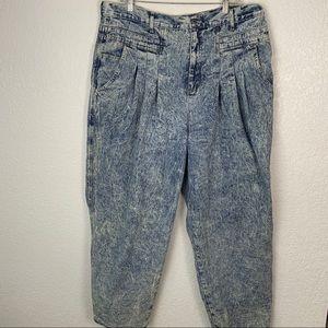 Vintage Venezia Acid Wash Jeans